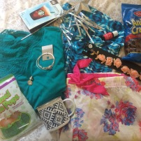 So many perfect gifts! I definitely have the best people.
