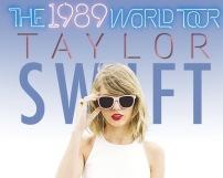 Not just a TSwift concert, but a 1989 tour concert!