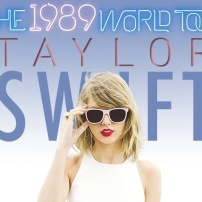 Not just a TSwift concert, but a 1989 tour concert!